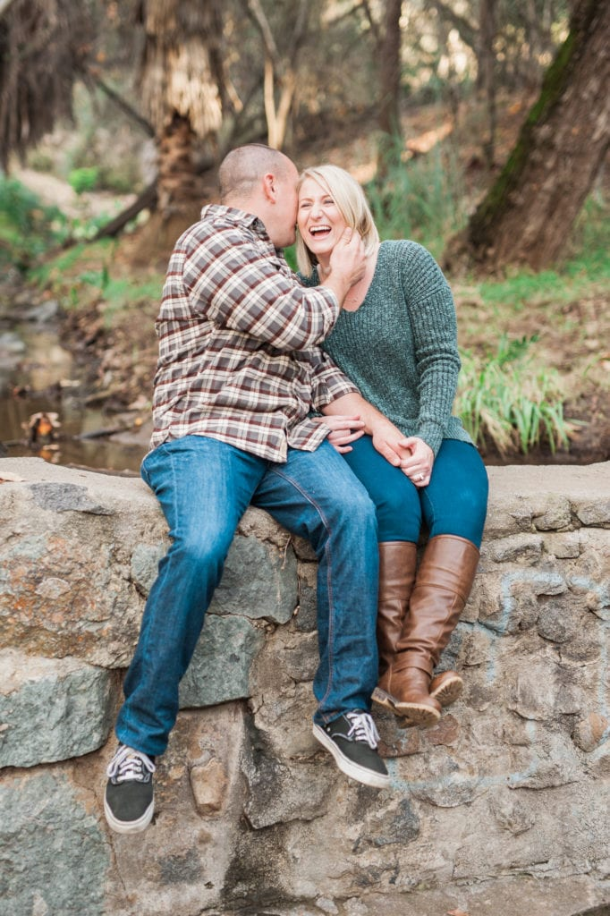 Carrie + Mike Engagment Session | San Diego Wedding Photographer